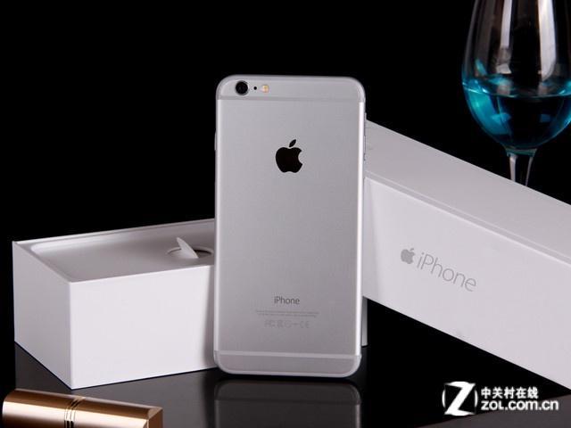 网络无限制 苹果iPhone6Plus售6788元