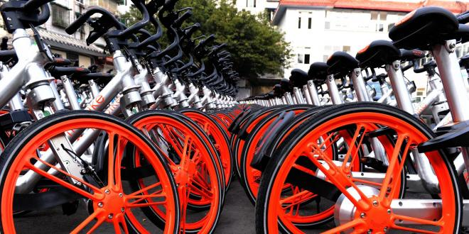 交通部发布共享单车发展指导意见 要求实行实名制