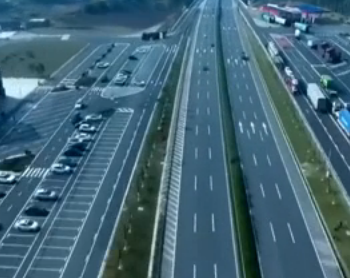 """国内首条超级高速公路有望真正""""高速"""""""