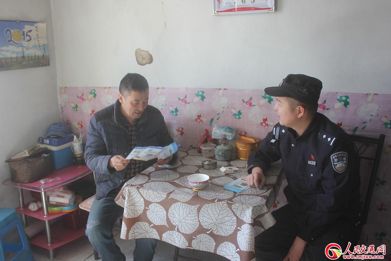 内蒙古锡林铁警开展清明假期线路隐患大检查