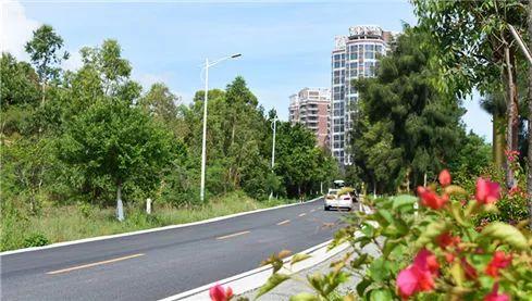 南澳环岛公路路面改造工程顺利完成!