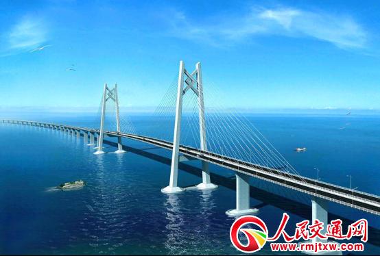 范正利:一桥飞架   粤港澳大湾区巨幕渐启