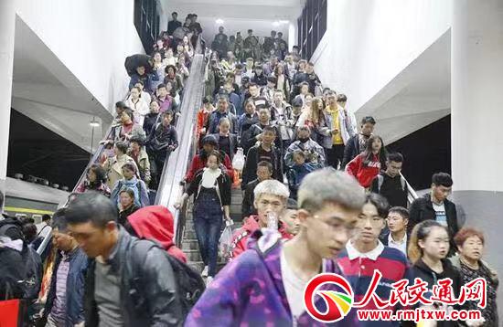 前十个月 哈尔滨东站发送旅客突破千余万人次