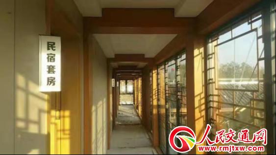 河北卢龙县石门镇特色小镇建设呈现新面貌