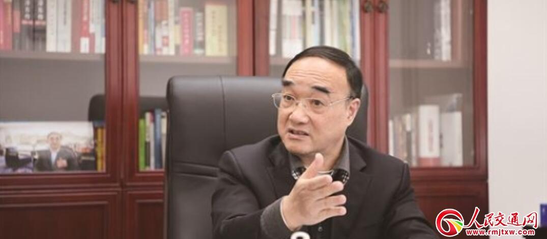 中国水运工程建设从浅蓝走向深蓝——访交通运输部原党组副书记、副部长翁孟勇