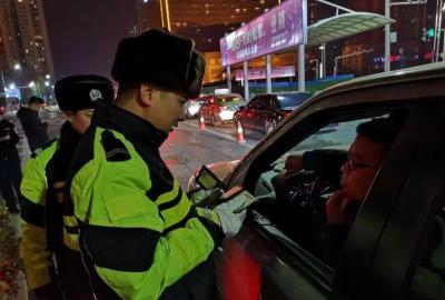 河北省交管局多措并举加强2019年春运交通安全管理