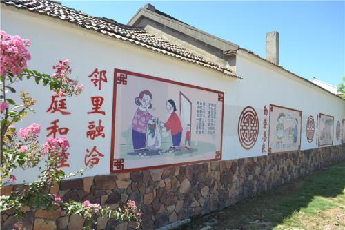 乡风文明 文化繁荣促乡村振兴