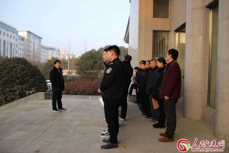 河南叶县:利剑出鞘 春节前集中执行再行动