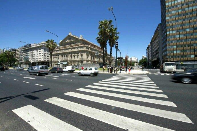 世界上最宽的街道