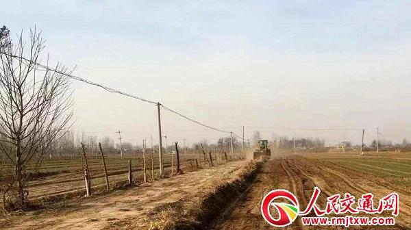 """河北省石家庄市辛集争创""""四好农村路""""全国示范县"""