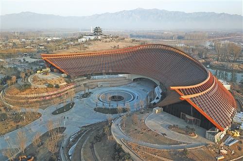 北京世园会供电保障实现智能化