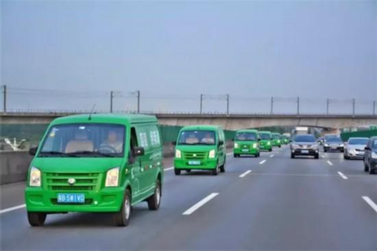 超2万辆纯电动物流车将拿到运营补贴