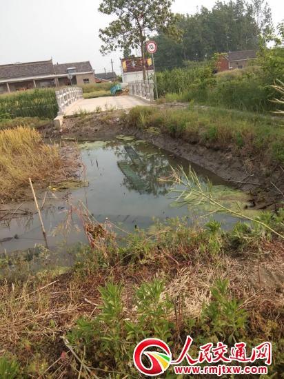 投诉盐城盐都区一村桥梁建成三年未通行