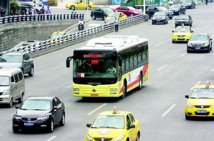 重庆主城交通发生的这六项变化 你感受到了吗