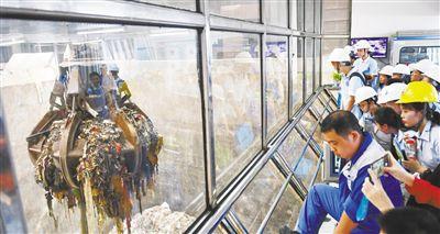 江西33家环保设施向社会开放
