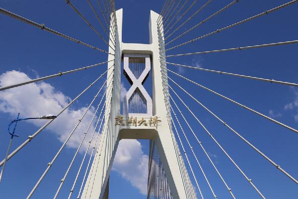 燕潮大桥推动京津冀交通一体化发展