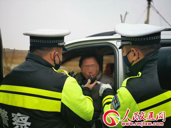 济宁市公安局严打酒驾醉驾违法犯罪行为成效显著