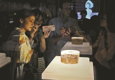 穿越中华上下五千年 去故宫看良渚瑰宝