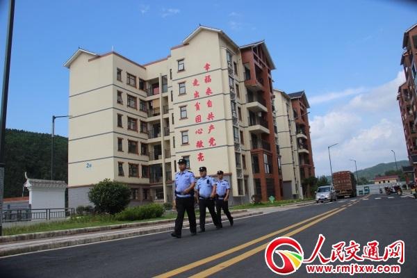 贵州锦屏:法制扶贫跟进异地扶贫安置小区迎着幸福来