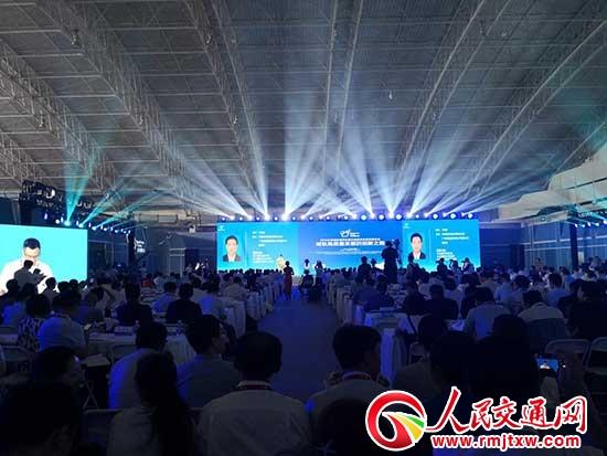 2019北京国际轨道展暨高峰论坛在京举办