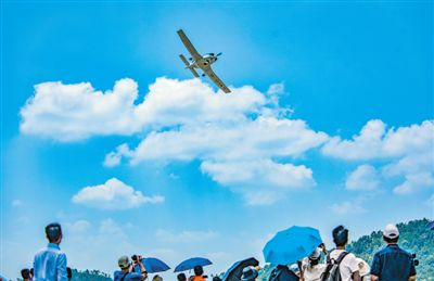 民企自主研发、具备完全自主知识产权的通用飞机完成3000米高空试飞