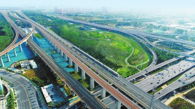 郑阜铁路河南段正式开始联调联试