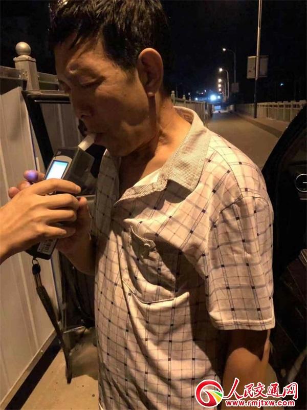 河北井陉:男子两次酒驾不悔改 再次醉驾将受严惩
