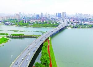江西南昌市将启动九洲高架快速路东延工程