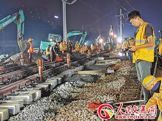 徐宿淮盐铁路正式接入京沪高铁