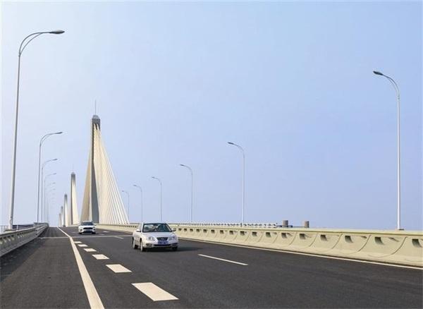 湖南常德沅水四桥正式通车 城区交通压力将大为缓解