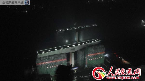 73分钟、转体重量8900吨!京雄城际铁路雄安新区首个桥梁转体完成