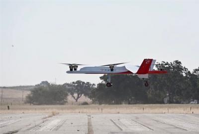 Elroy Air的大型货物无人机成功完成首次试飞