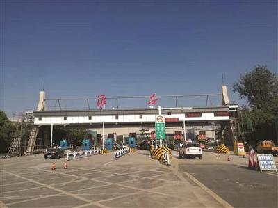 31日下午3时京沪高速淮安互通恢复通行
