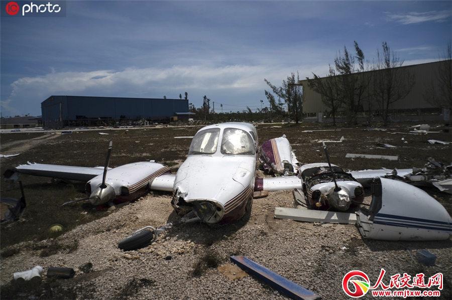 """超强飓风""""多里安""""过境巴哈马 至少20人死亡"""