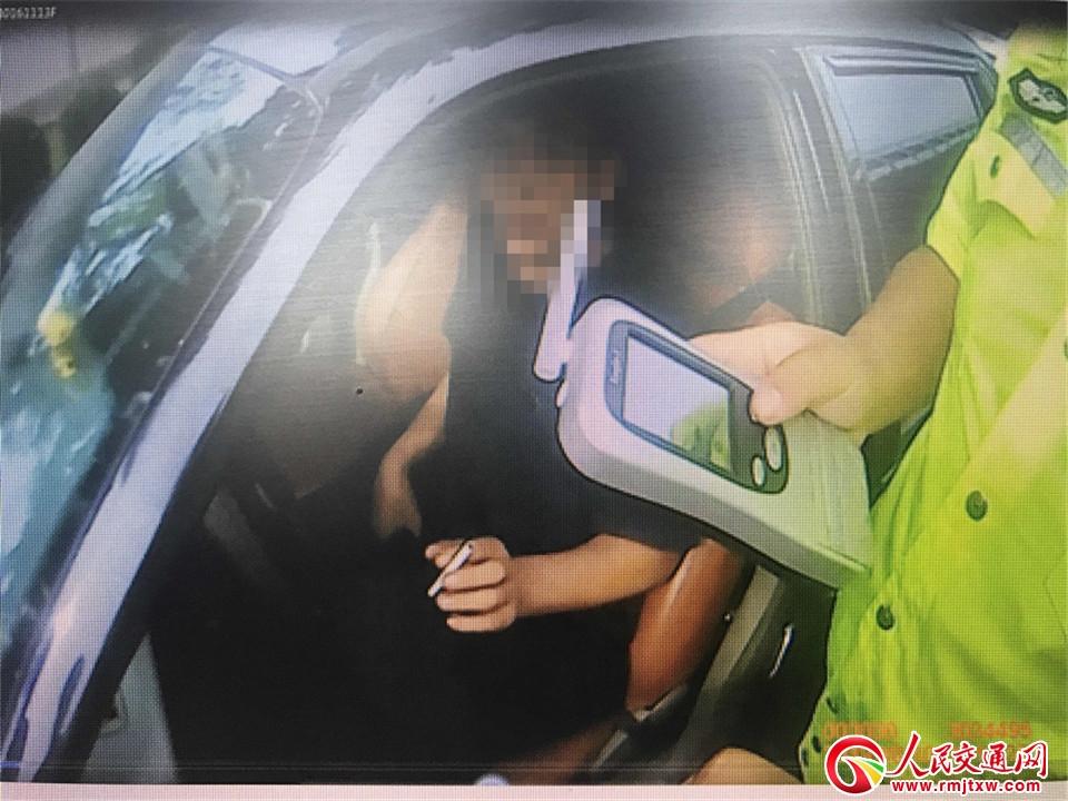 吕梁孝义:男子三年两次酒驾,同一地点同一交警中队被查
