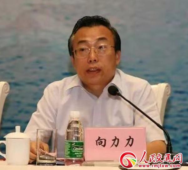 湖南省人大常委会原党组成员、副主任向力力严重违纪违法被