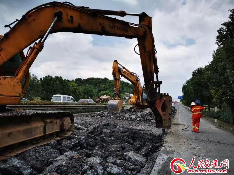 330国道兰溪段:国庆节前部分路段将提升路况