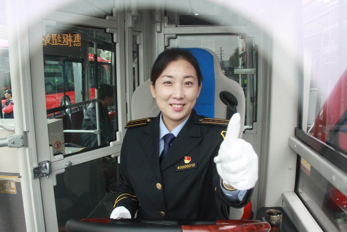 常洪霞与她的公交人生路