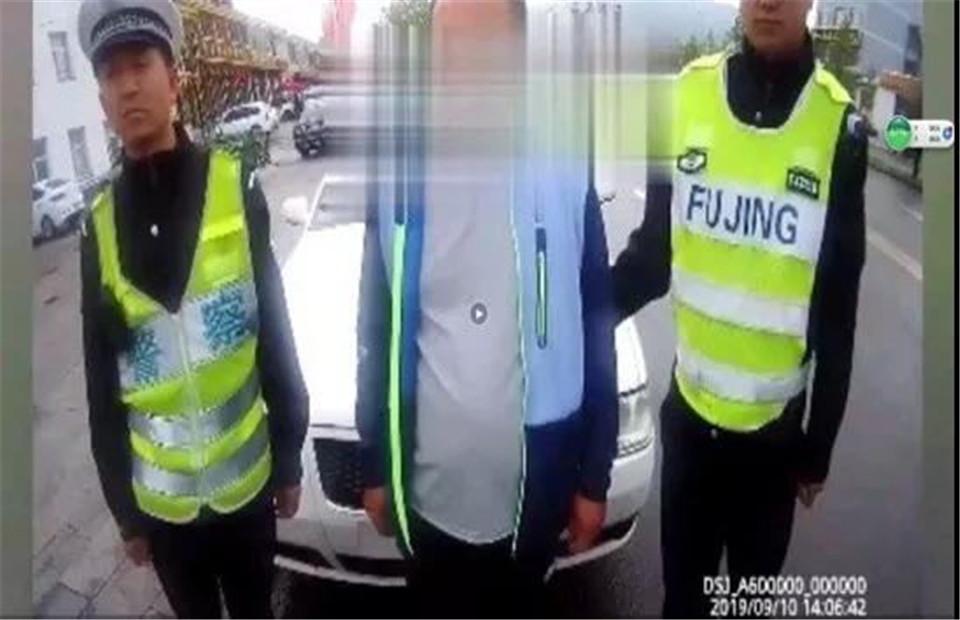 忻州宁武:驾驶报废车上路代价惨痛啊!
