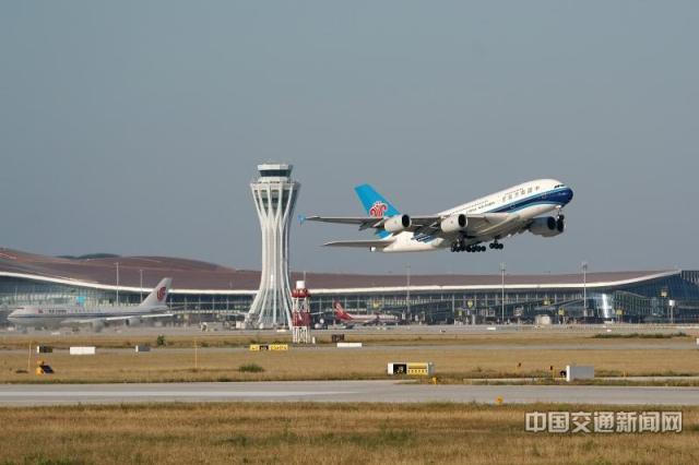 鲲鹏展翅九万里 ——新中国成立70周年民航发展成就综述