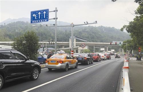 路口渠化改造 通行效率提升近半