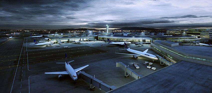 苹果公司与美联航商讨升级旧金山国际机场航站楼
