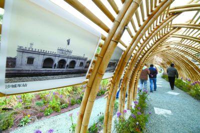 京张铁路遗址公园将打造成城市更新的典范