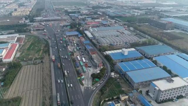 上海拆除高速公路省界收费站设施全面加速 预计下月收官
