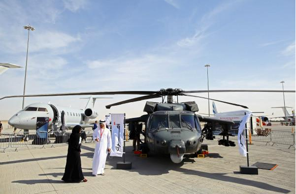2019年迪拜国际航空展开幕
