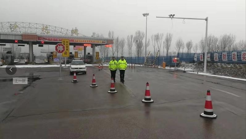 内蒙古鄂尔多斯市交管支队发布道路通行情况
