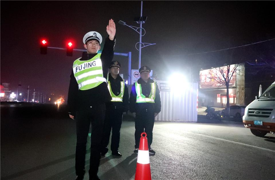 运城盐湖公安交警:落实大气污染应急响应全力管控重污染车辆