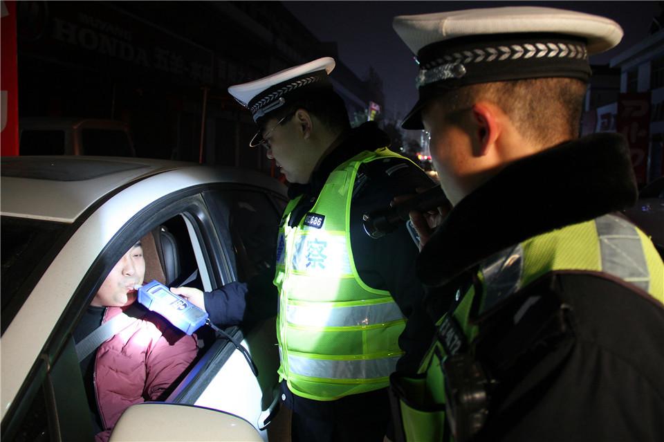 运城临猗交警:严密部署 严厉打击酒驾醉驾违法犯罪行为