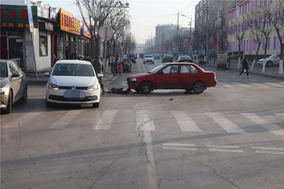 朔城交警曝光典型事故案例