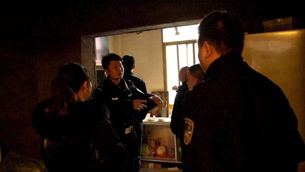 怀化:沅陵城南派出所民警耐心解决邻里纠纷